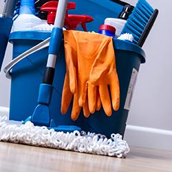 czyszczenie mechaniczne